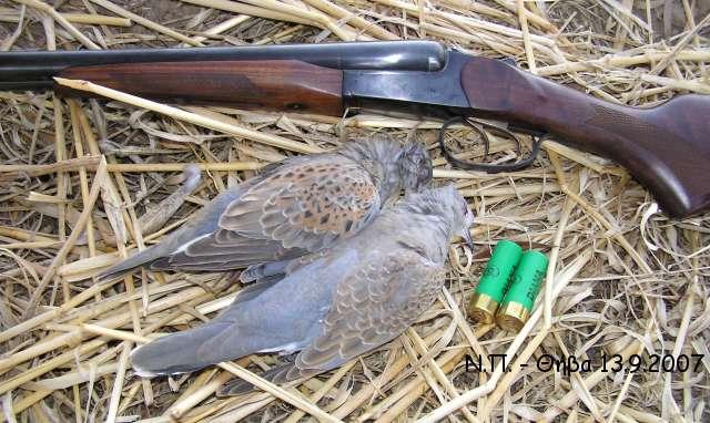 Από το πρώτο κυνήγι για την περίοδο 2007-2008